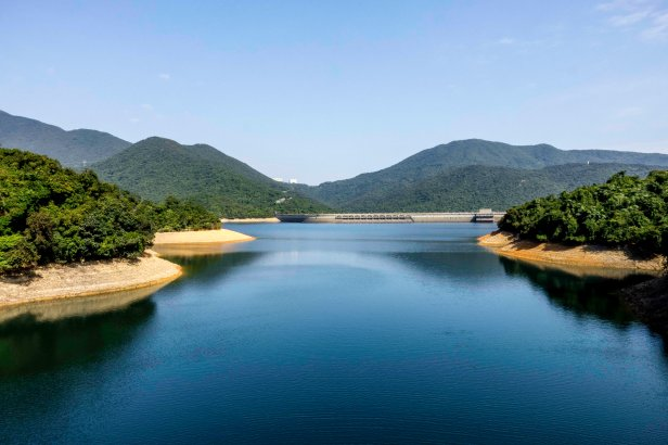 Tai Tam Tuk Reservoir