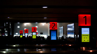 成田第3ターミナル国際線 迎えにいく場合の注意点。
