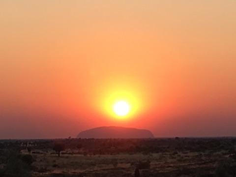 ウルル(Ayers Rock)の感動ポイント、4つのココがすごかった!!