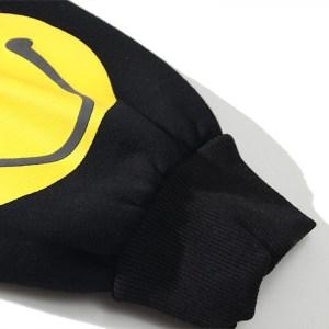 kris hooded fire smile letter