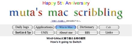 mac scribbling