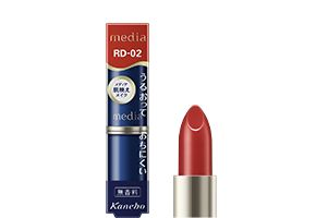 畫上自信紅唇,恣意展現自我 | 讓你的媚力不只一點 | media 媚點 | Kanebo Cosmetics