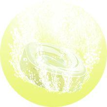 湯の色:イエローリーフ (透明タイプ)