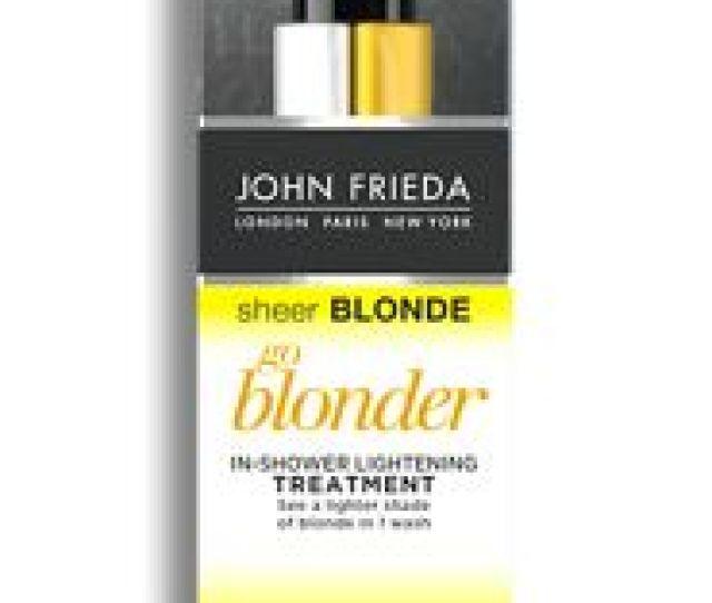 Front Front Sheer Blonde