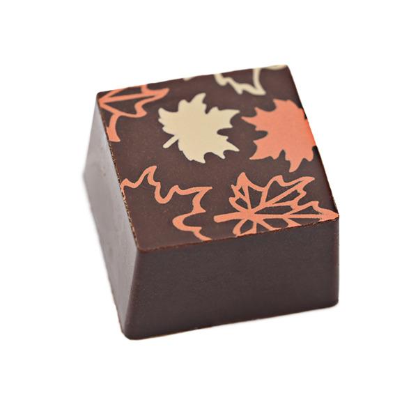 caramel erable chocolat artisanal kao chocolat