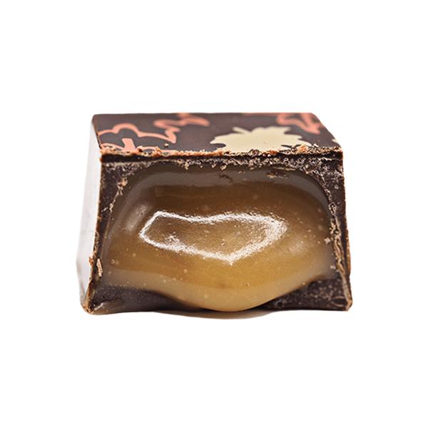 caramel erable chocolat artisanal kao chocolat c