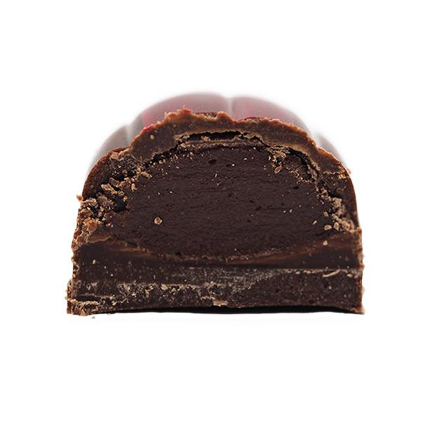 framboise chocolat artisanal kao chocolat c