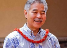 Governor Ige – Courtesy of the Governor's Office