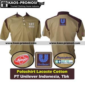 Vendor Pesan dan Cetak Kaos Promosi Online kirim ke Jogjakarta
