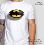 Kaos LOGO BATMAN 3D