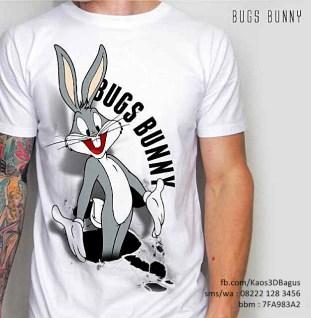 Kaos Bugs Bunny 3D