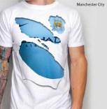 Kaos Manchester City Jersey