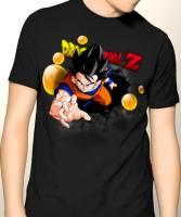 Kaos 3D Dragonball Goku