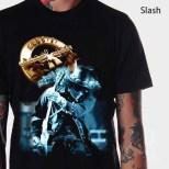 Guns N Roses Slash Black