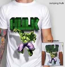 Jumping Hulk and Realpic