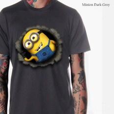 Minion Dark Grey