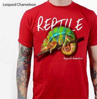 kaos reptil mania, pecinta reptil, gecko t-shirt, kaos gambar kadal, iguana 3d