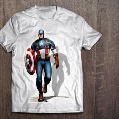 Captain America Walk