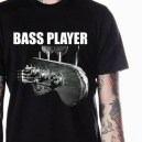 jual kaos 3d musik, alat musik, kaos 3d bass player, pemain bass