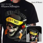 Kaos 3D Guns N Roses