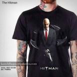 Jual Kaos 3D Hitman