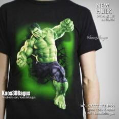 Kaos SUPERHERO 3D, The Avengers, HULK