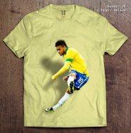 Jual KAOS NEYMAR, Kaos 3D Neymar JR