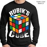 Rubik Cube Black LS