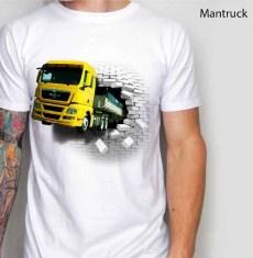 TRUCK - Mantruck (White only)