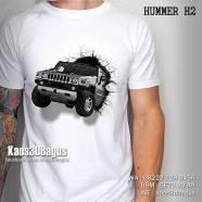 Kaos 3D Mobil HUMMER, Kaos HUMMER H2, Kaos Mobil Jeep HUMMER, Klub JEEP Indonesia, Kaos 3D Bagus, Kaos 3D Umakuka