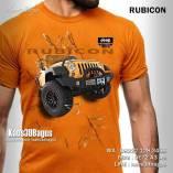 RUBICON, Kaos 3D RUBICON, Kaos Klub JEEP INDONESIA, Kaos 3D Gambar JEEP, Kaos OFFROAD Indonesia, Kaos Offroader, Kaos 3D Umakuka, Kaos 3D Bagus