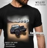 Kaos 3D JEEP WILLYS, Kaos KLUB WILLYS INDONESIA, Kaos Komunitas JEEP, Jeep Indonesia Community, Kaos3D, Kaos 3D Umakuka, Kaos 3D Bagus, Kaos Mobil JEEP, Kaos Pasukan Khusus