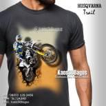Kaos KLUB MOTOCROSS INDONESIA, Kaos TRAIL HUSQVARNA, Kaos 3D Motocross, Kaos KLUB TRAIL, Kaos3D Umakuka, Kaos 3 Dimensi, Kaos 3D Bagus