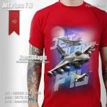 Kaos F-16, Kaos AURI, Kaos Angkatan Udara, Kaos Jet Tempur, Kaos3D, Kaos 4D