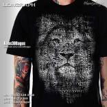 Kaos Singa, Kaos Macan, Kaos 3D LION GRAPH, Kaos Gambar Singa, Kaos 3D, Umakuka, Kaos 3D Bagus, http://instagram.com/kaos3dbagus, WA : 08222 128 3456, LINE : kaos3dbagus