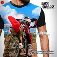 Kaos Gambar Trail, Kaos Klub Motocross, Kaos 3 Dimensi, Kaos Motorsport, Enduro Cross