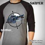 sniper, kaos tentara, kaos tema ARMY, Kaos MILITER, Kaos3D