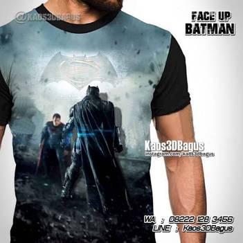 Kaos Superhero, Kaos 3D, Kaos Karakter, Kaos Dawn Of Justice