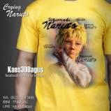 Kaos Karakter Naruto, Kaos3D, Naruto Real Picture, Cosplay