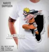 Kaos Tema Naruto, Kaos Naruto Shippuden, Kaos Film Naruto, Kaos Karakter