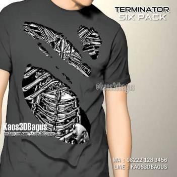 Kaos3D TERMINATOR SIX PACK