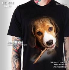 Kaos ANJING BEAGLE, Kaos Puppy Lover 3D, Kaos 3D Dog Lover, Komunitas Penyayang Anjing, Kaos Anjing Ras, Kaos3D, Kaos 3D Bagus, Kaos 3D Umakuka