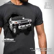 Kaos HUMMER H2, Kaos Mobil Hummer, Kaos3D, Kaos Klub Mobil, Kaos 3 Dimensi