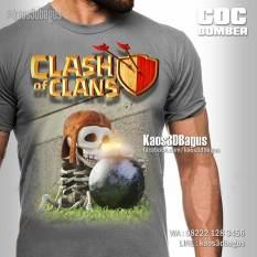 Kaos Wallbreaker COC, Kaos Clash Of Clans, Kaos Game Android, Kaos 3D, https://www.facebook.com/kaos3dbagus, WA : 08222 128 3456, LINE : @kaos3dbagus