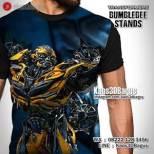 Grosir Kaos3D - Transformers Bumblebee