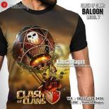 Kaos COC - Clash Of Clans - BALOON Level 7 - Kaos3D - Android Game