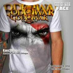 Kaos GOD OF WAR Face - Kaos GAME - FP