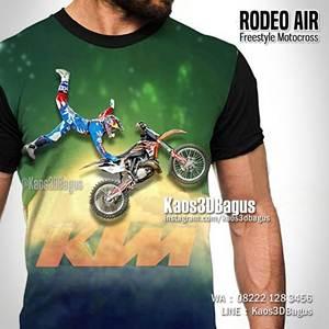 Kaos MOTOCROSS - RODEO AIR - Freestyle Motocross - Kaos3D Trail