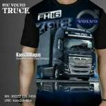 Kaos TRUCK - Big Volvo Truck - FP - Trailer Container