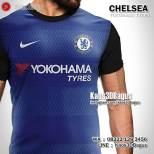 Chelsea Yokohama Tyres, Kaos CHELSEA 2017, Kaos BOLA CHELSEA, Chelsea FC, The Blues
